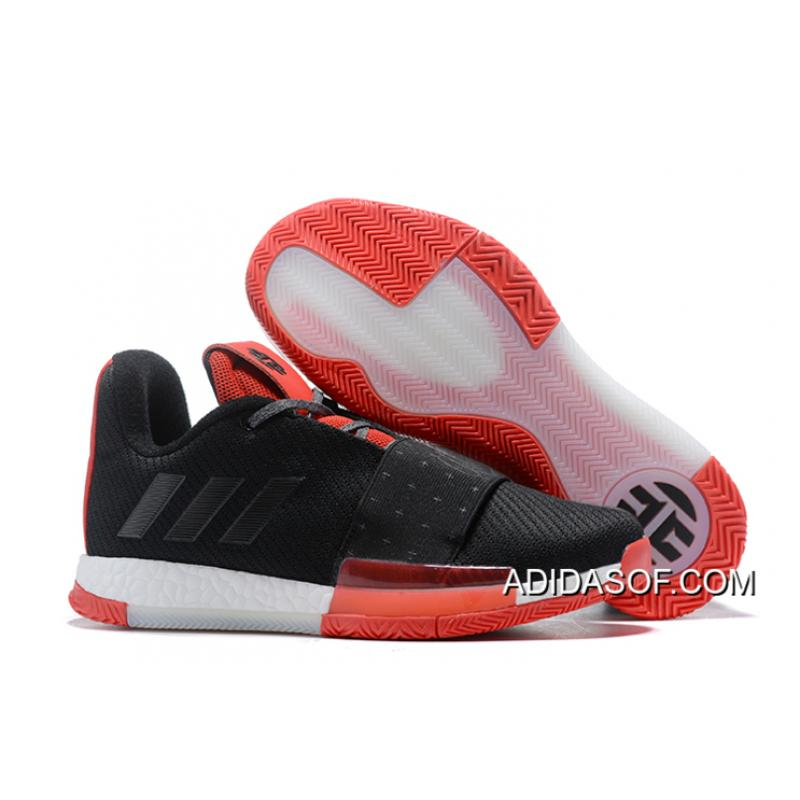 Propuesta alternativa puerta interno  Outlet New Style Adidas Harden Vol. 3 Black/Red , Discont adidas Shoes For  Sale